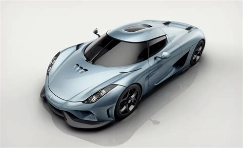 The Koenigsegg Regera Is The Fastest Production Electric