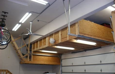 Garage Storage Elevator Build Your Own Garage Storage Lift Extraordinary With