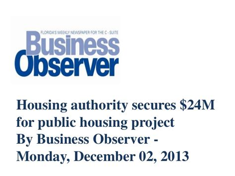 Detox Pinellas County by Pinellas County Housing Authority 2013 A Year In Review
