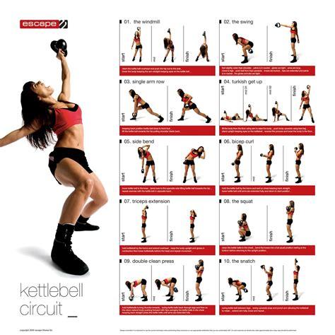 kettlebell swing workout program bądź fit dieta trening fitness zdrowe odżywianie