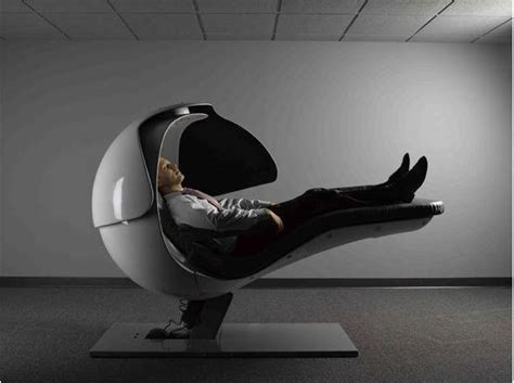google pod google employees sleep in alien like pods gizmodo australia