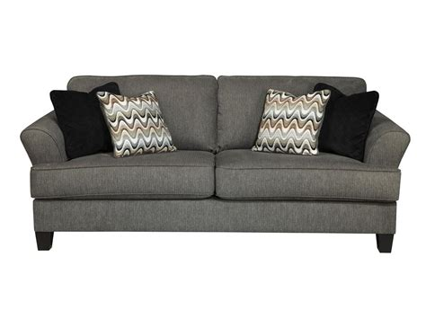 sofa ashley signature design by ashley living room sofa 4120138