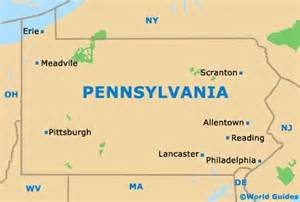 Pittsburgh Map Usa by Map Of Philadelphia Airport Phl Orientation And Maps