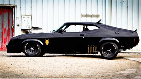 Mad Max Auto by Sold Mad Max Interceptor 1975 Ford Gs Falcon Coupe V8