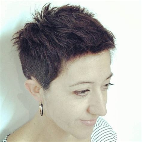 very short spiky pixie hairstyles 60 cute short pixie haircuts femininity and practicality