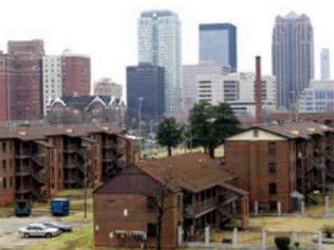 atlanta housing down south housing projects youtube