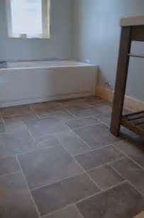 Bathroom Laminate Flooring Why I Sheet Vinyl And Other Barn Apartment Updates Newlywoodwards