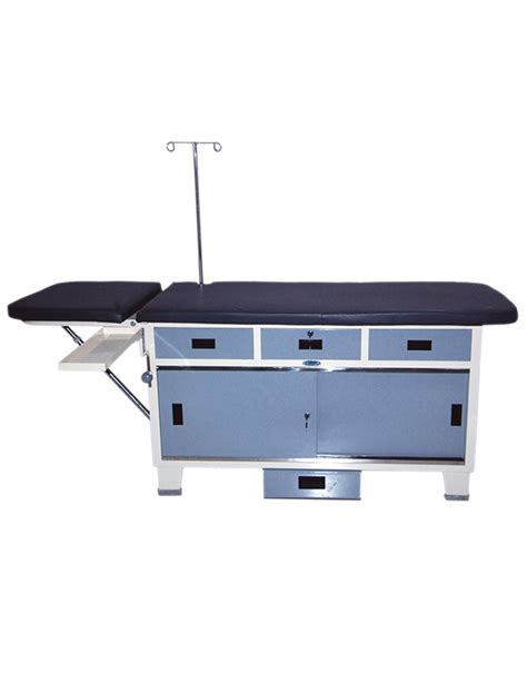 medical examination couch medical examination couch with gas spring steelcraft
