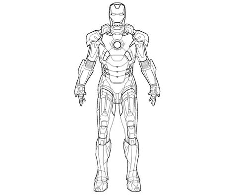 iron man mark 7 coloring pages iron man mark 7 pages coloring pages