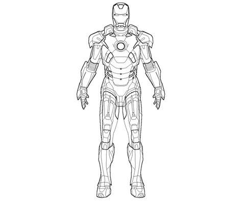 Iron Man #7 (Super héros) ? Coloriages à imprimer