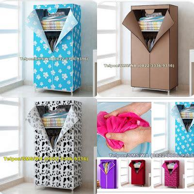 Jual Sisir Lipat Plastik jual lemari kain portable di surabaya dan sekitarnya