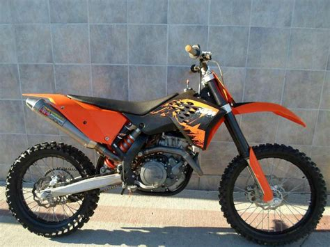 2007 Ktm 450 Sx 2007 Ktm 450 Sx F Mx For Sale On 2040 Motos