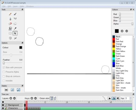 simple 2d drawing software best free 2d animation software for windows tech tip trick