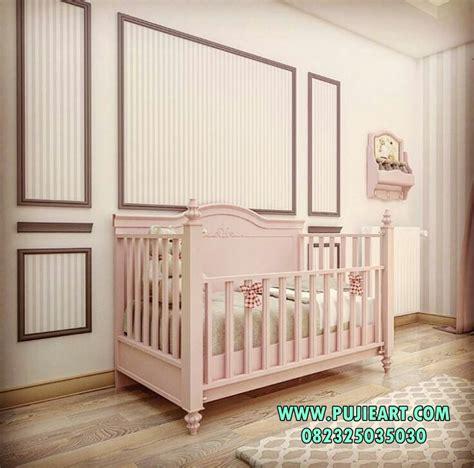 Kasur Bayi Perempuan box bayi anak perempuan ranjang bayi tempat tidur bayi