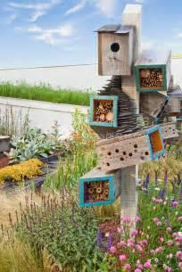 Backyard Bird Garden Bird House Nesting Materials Insect Houses Plant