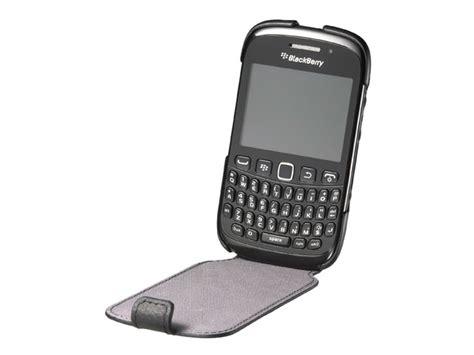 Flipshell Wallet Baseus Blackberry Curve 9320 originele blackberry leather flip shell voor curve 9320