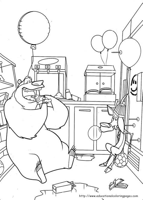 open season coloring pages educational fun kids coloring