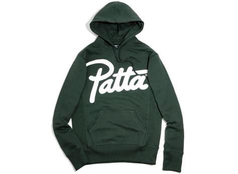 Hoodie Stussy Patta 1sweater patta script logo hooded sweater scarab novoid plus