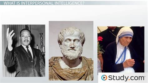celebrity with interpersonal intelligence interpersonal intelligence definition exles