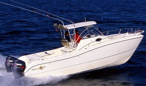 pictures of world cat boats 2007 world cat 270 sport cabin boat review top speed