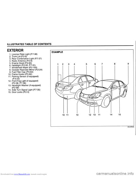 vehicle repair manual 2012 suzuki kizashi user handbook suzuki kizashi 2009 1 g owners manual
