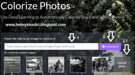 cara membuat latar belakang foto menjadi hitam membuat foto hitam putih menjadi berwarna blog orang it