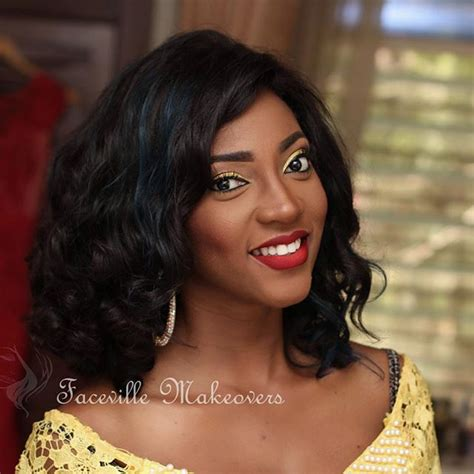biography of yvonne okoro ghallywood actress yvonne okoro sisters shine at brother