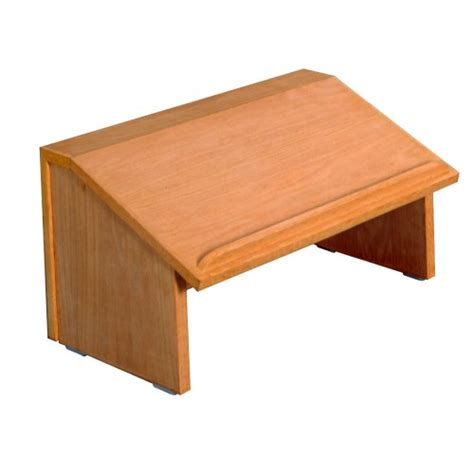 Folding Table Top Lectern Wooden Table Top Podium