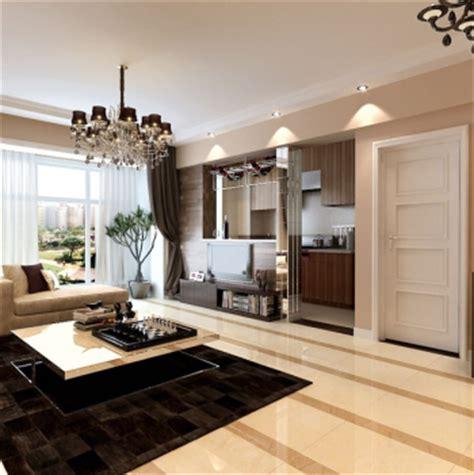 3d room model modern living room 3d model design concise fashion 3d