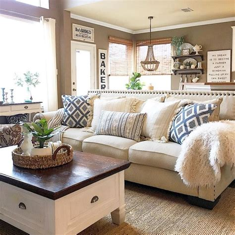 House Decor Ideas For The Living Room by Best 25 Rustic Chic Decor Ideas On