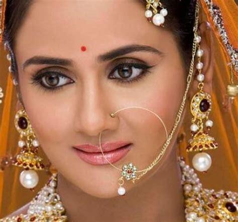 she fashion club indian bridal nose piercing
