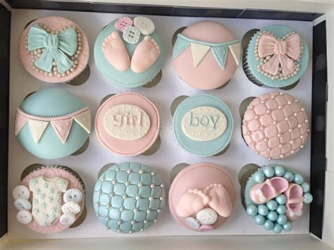 Baby Shower Cup Cake by Baby Shower Cupcakes Cakecentral