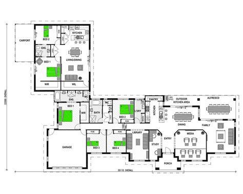 granny flat floor plans vermilion 2 bedroom granny flat in law suite plans