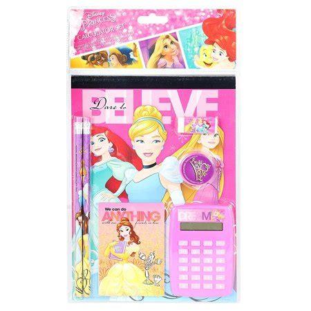 Disney Princess Stationerry Set disney princess ariel rapunzel school stationery set