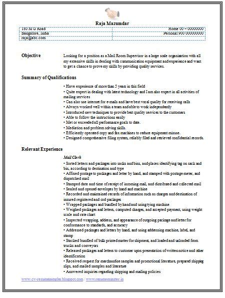 relevant work experience resume the world s catalog of ideas