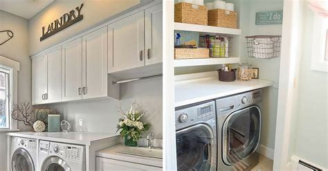 laundry room storage ideas surprising organizing a small laundry closet