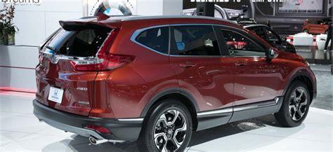2020 Honda Crv Release Date by 2020 Honda Cr V Redesign Rumor Release Date 2018 2019