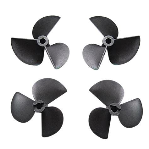 Spare Propeller For Claymore V795 2 model propeller d32 35 36 52 55mm propeller 1 pair