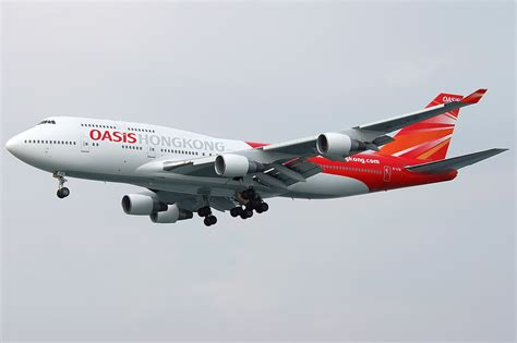 Oasis Hong Kong Airlines - Pictures, posters, news and ...