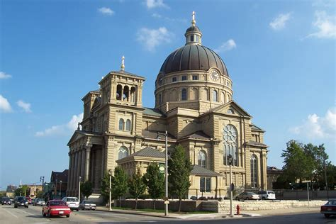 Superior Churches In West Lafayette #5: Basilica_of_St._Josaphat.jpg