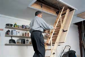 Pull Down Garage Stairs lowes pull down attic stairs