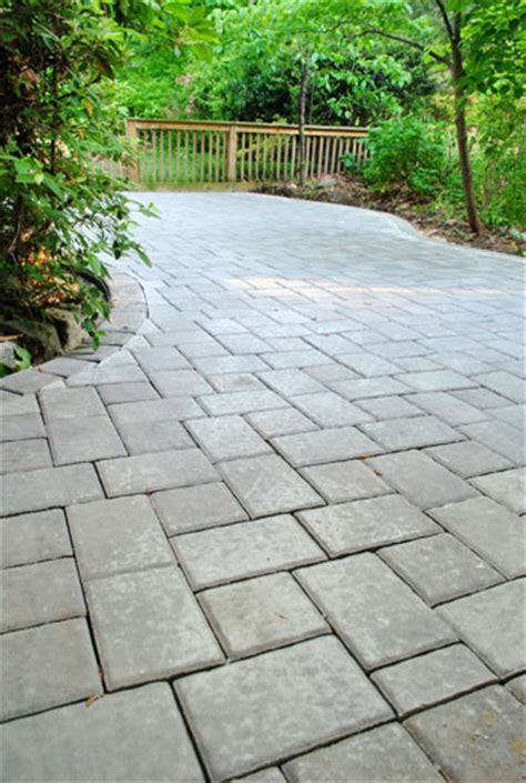 Build Paver Patio How To Build A Paver Patio It S Done House