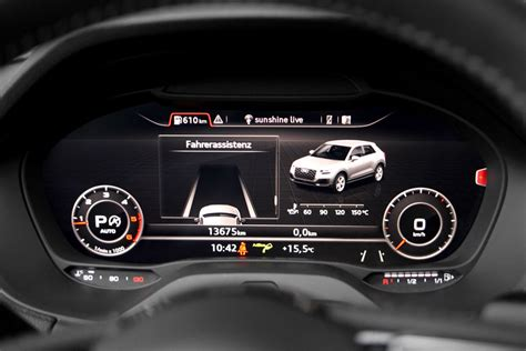 Audi Stauassistent by Active Assist Nachr 252 Sten Spurhalte Stauassistent