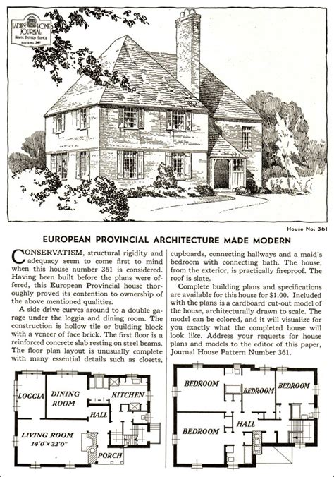 1930s house design 1930s house plans myideasbedroom com