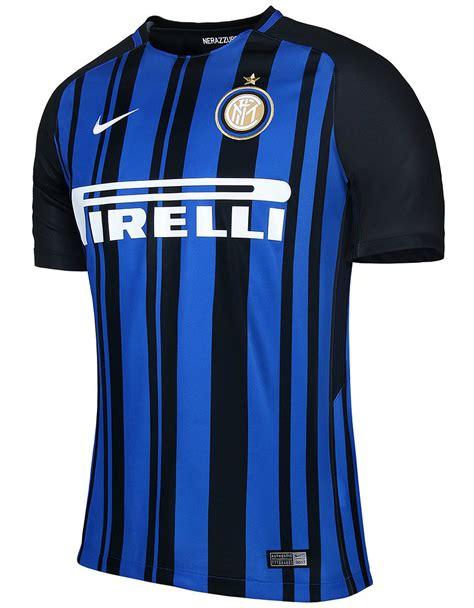 Inter Home 2017 by Para Todos Los Gustos Las Nuevas Camisetas De Los Grandes