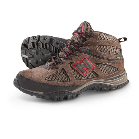 new balance boots s new balance 174 900 multi sport gtx mid hikers brown