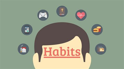 how to get out of your hairstyle habits what makes habits bad ordinary faith