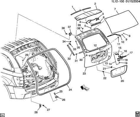 2005 chevy equinox parts diagram 2005 chevrolet equinox parts diagram 2008 dodge grand