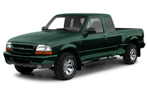 2000 ford ranger xlt 4x4 cab 5 75 ft box 125 7 in