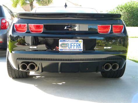 camaro exhaust tips best exhaust tips for mrt v 2 camaro5 chevy